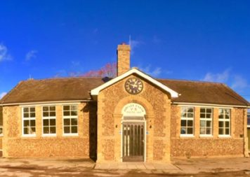 Westleton Village Hall Front